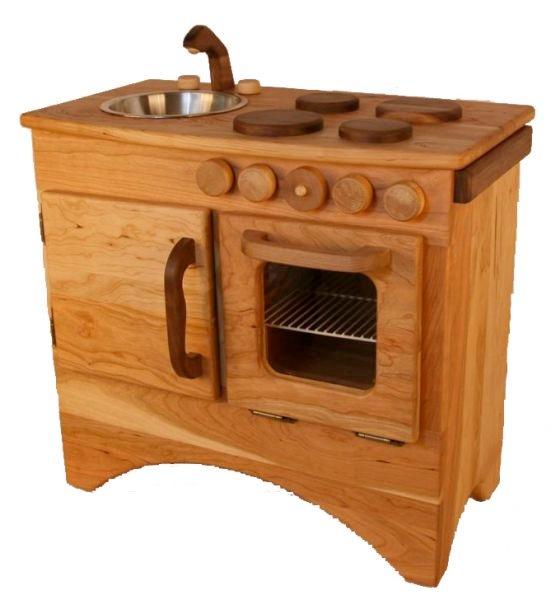 Kids Wooden Kitchen Appliances Best Mini Simulation