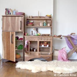 Natural Playroom