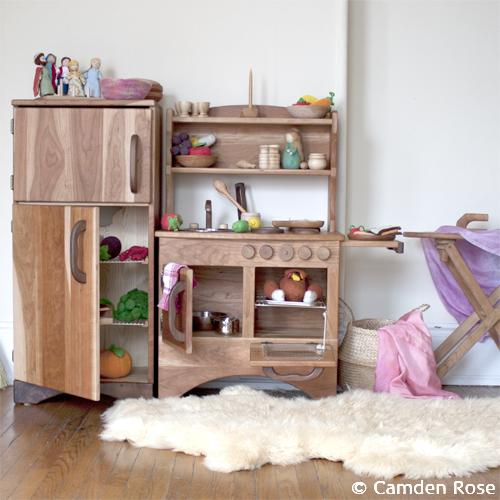 Natural Playroom