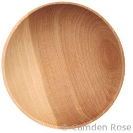Thin Rim Wooden Bowl, Beech