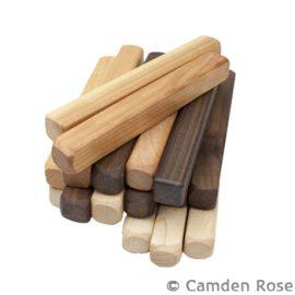 Tri-Color Building Sticks