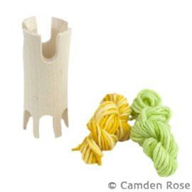Knitting Tower