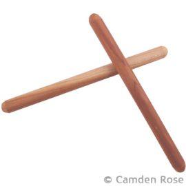 Cherry Rhythm Sticks