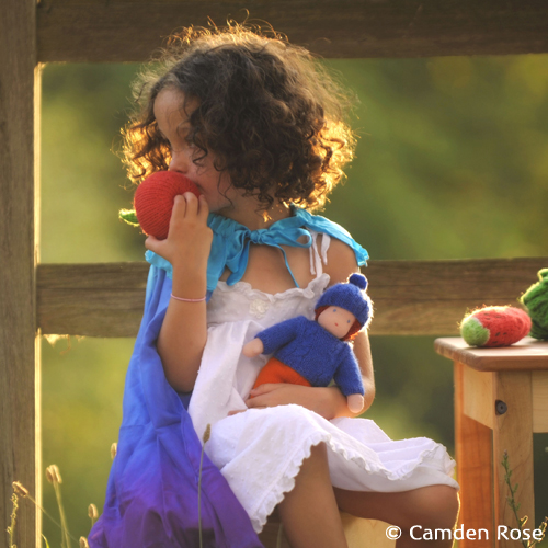 Values & beliefs that underlie our natural toy business